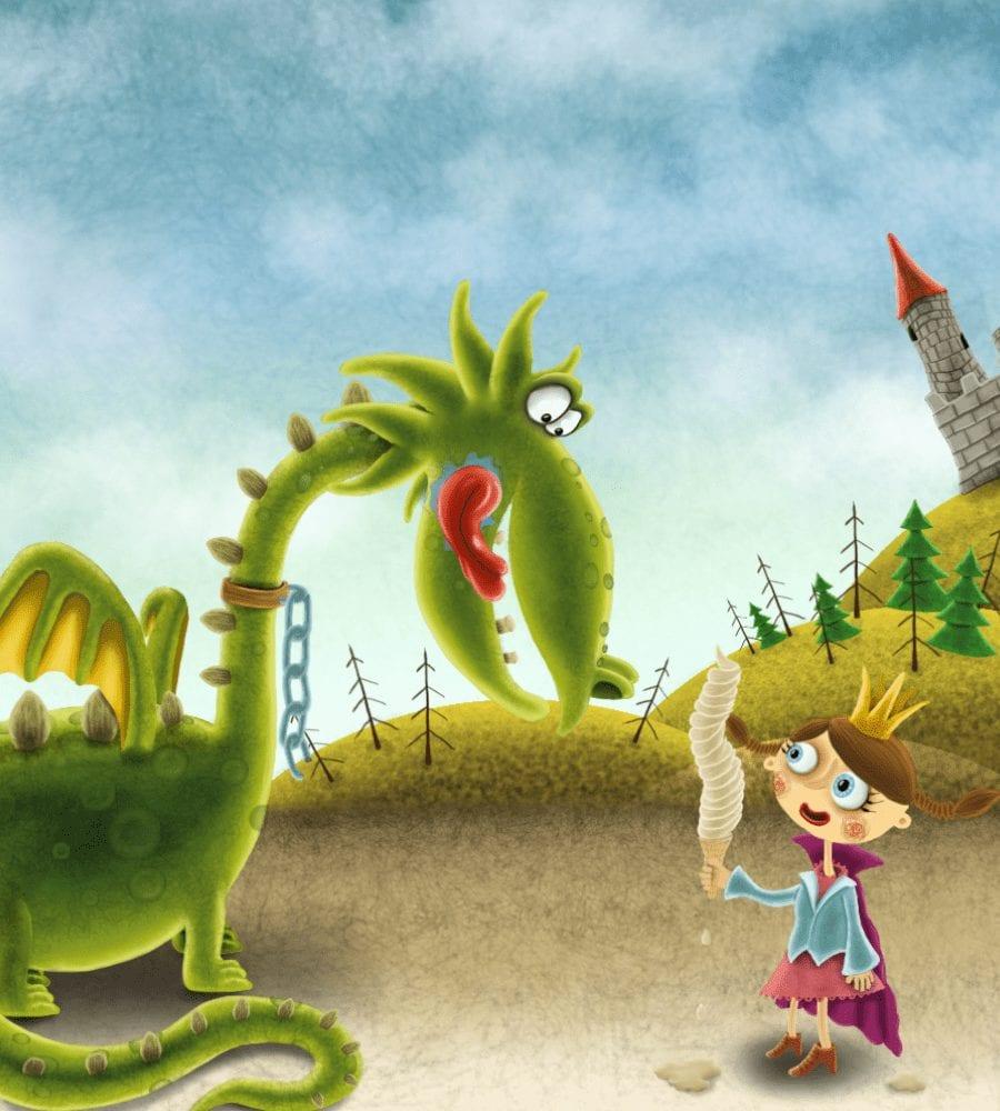 Ilustrator książek dla dzieci