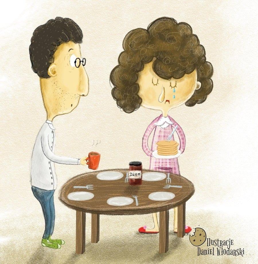 ilustrator książek dla dzieci, ilustracje dla dzieci, ilustracja dla dzieci, ilustrator, ilustrator książek, ilustracje do bajek, ilustracje do wierszy, Daniel Włodarski