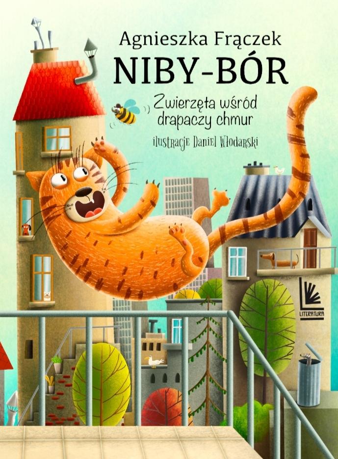 Nibybór ilustracje Daniel Włodarski